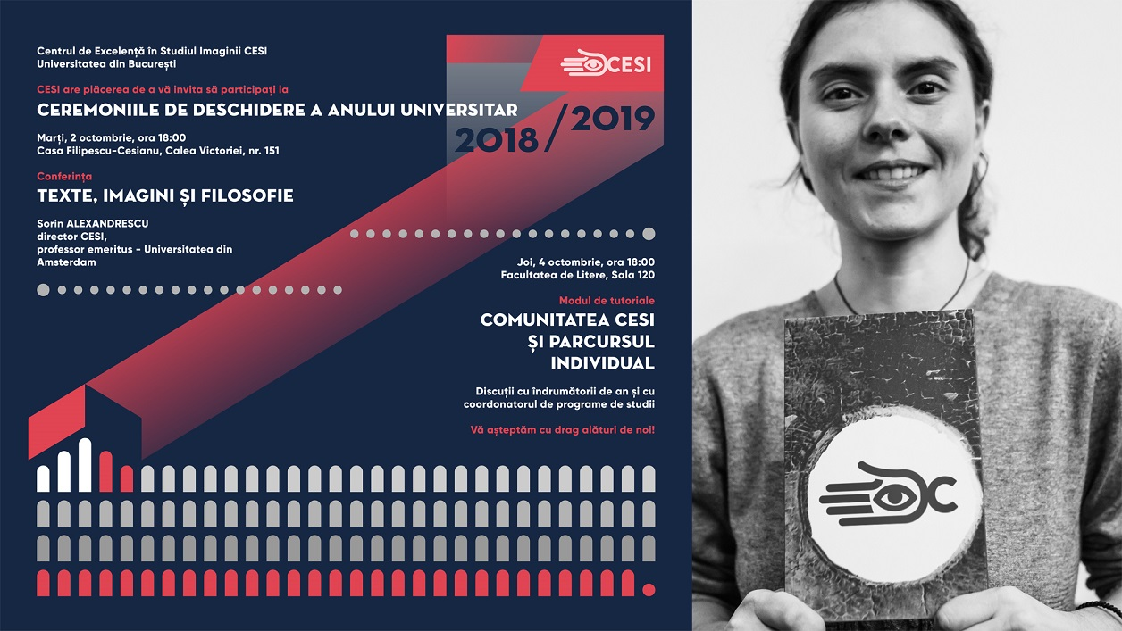 CESI_Invitatie ceremonie de deschidere an universitar