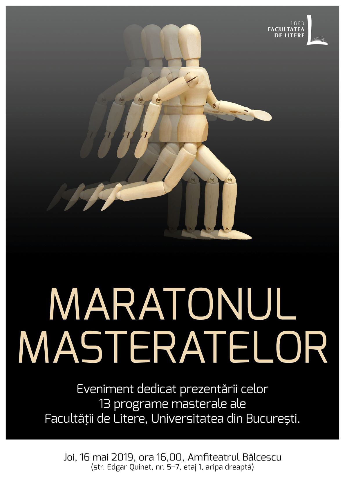 Maratonul Masteratelor 2019