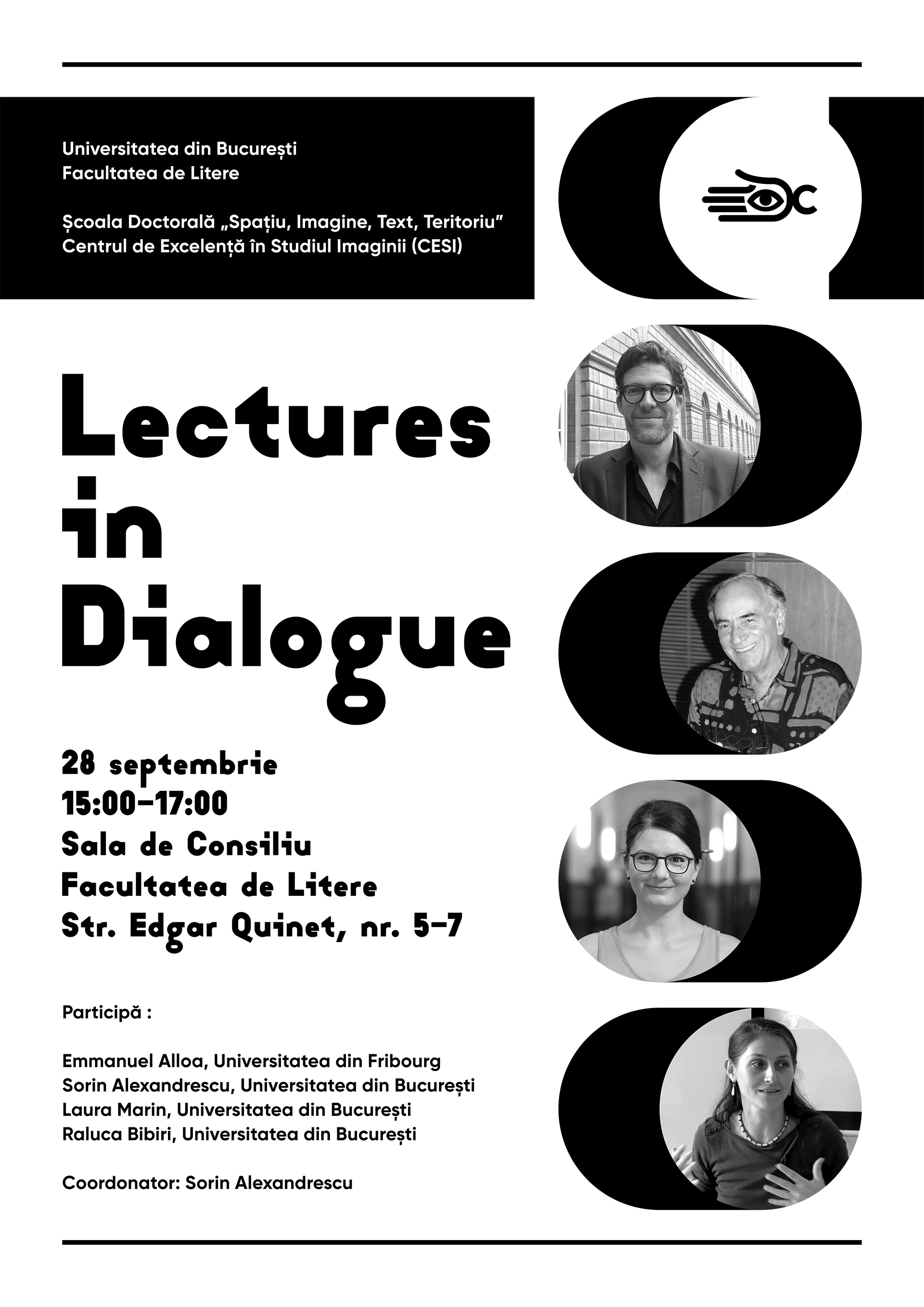 AFIS online, Lectures in Dialogue