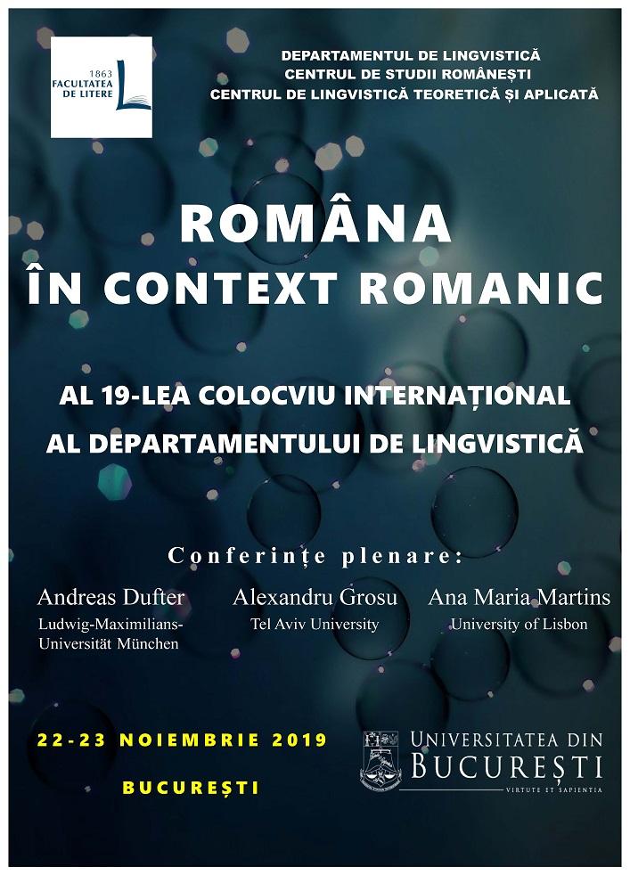 Afiș_Colocviul Departamentului de lingvistică