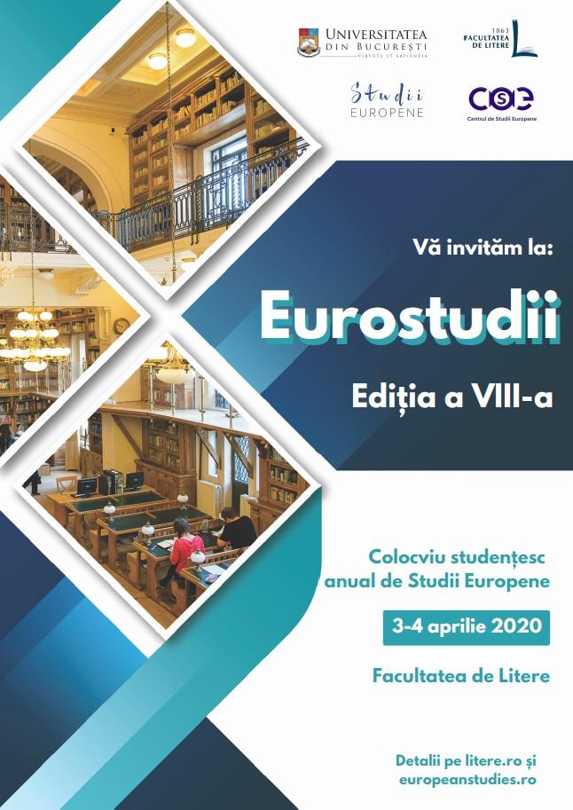 Eurostudii-VIII-Poster