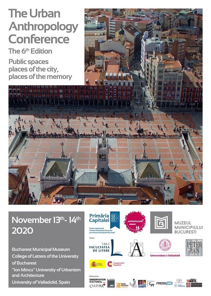 Conferinta Internationala de Antropologie Urbana engl